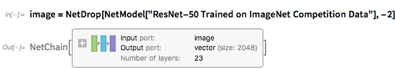 ResNet-50 Trained on ImageNet Competition Data