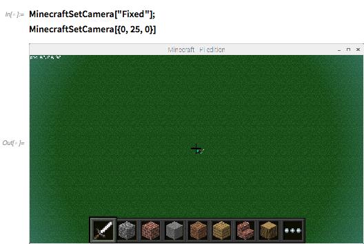 MinecraftSetCamera