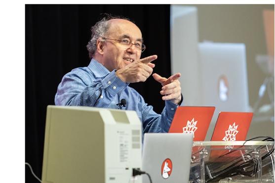 Stephen Wolfram's keynote speech