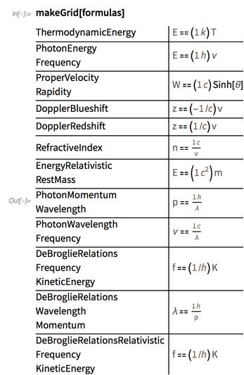 makeGrid[formulas]