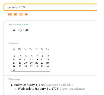 January 1703