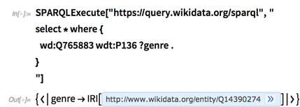 "SPARQLExecute[""https://query.wikidata.org/sparql"","