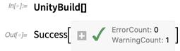 UnityBuild
