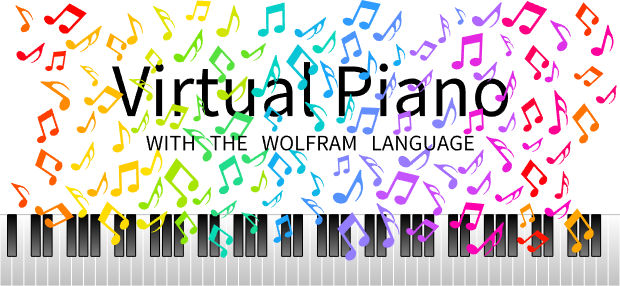 How I Built a Virtual Piano with the Wolfram Language and the Unity Game Engine