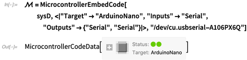 MicrocontrollerEmbedCode