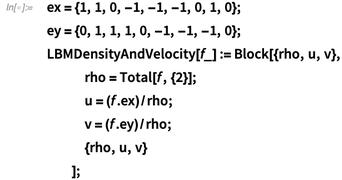 ex = {1, 1, 0, -1, -1, -1, 0, 1, 0};