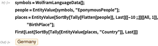 symbols = WolframLanguageData