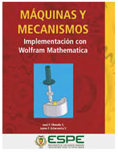 Máquinas y mecanismos, implementación con Wolfram Mathematica