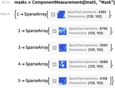 masks = ComponentMeasurements