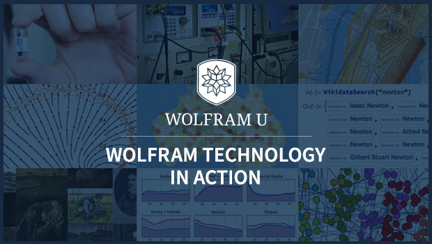 Wolfram Technology in Action