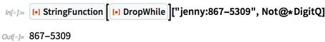 "[""jenny:867-5309"", Not@*DigitQ]"