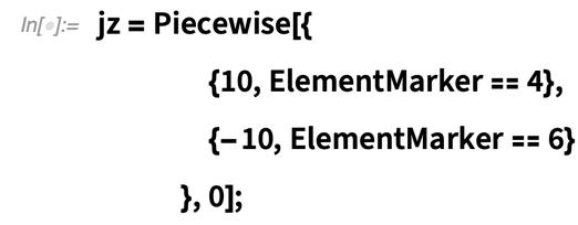 jz = Piecewise