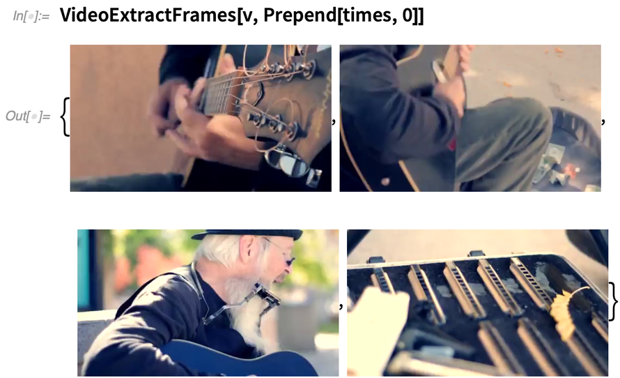 VideoExtractFrames