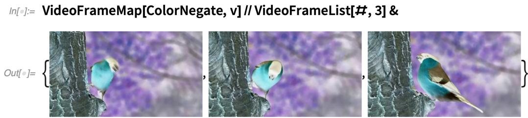 VideoFrameMap