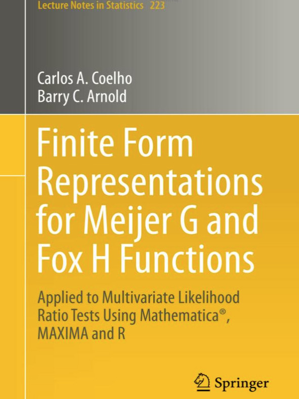 Finite Form Representations for Meijer G and Fox H Functions