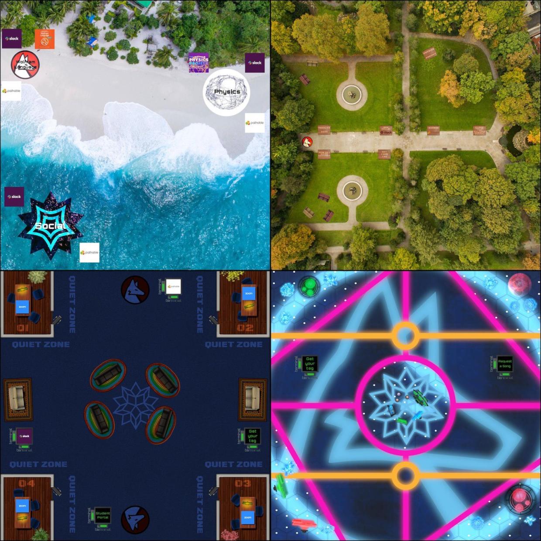 Sample maps