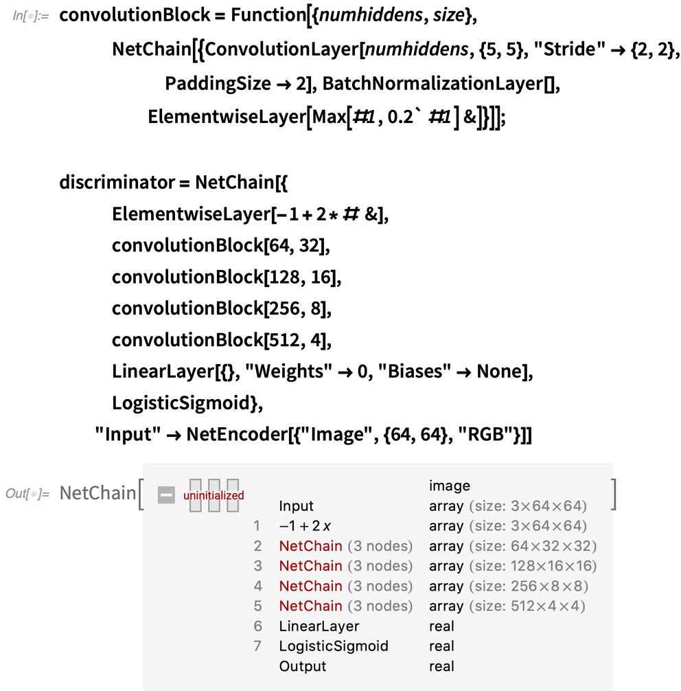 convolutionBlock = Function