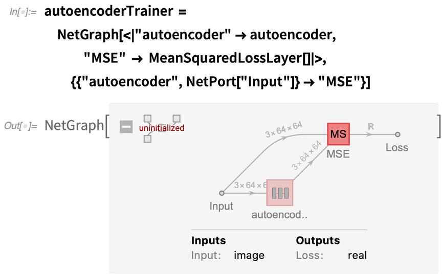 autoencoderTrainer = NetGraph