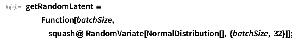 getRandomLatent = Function
