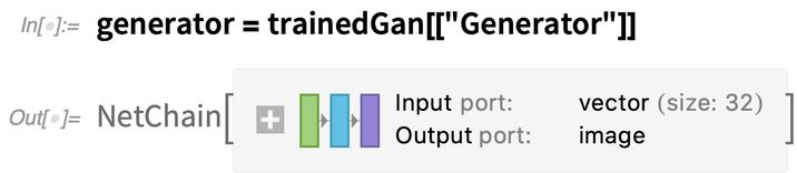 generator = trainedGan