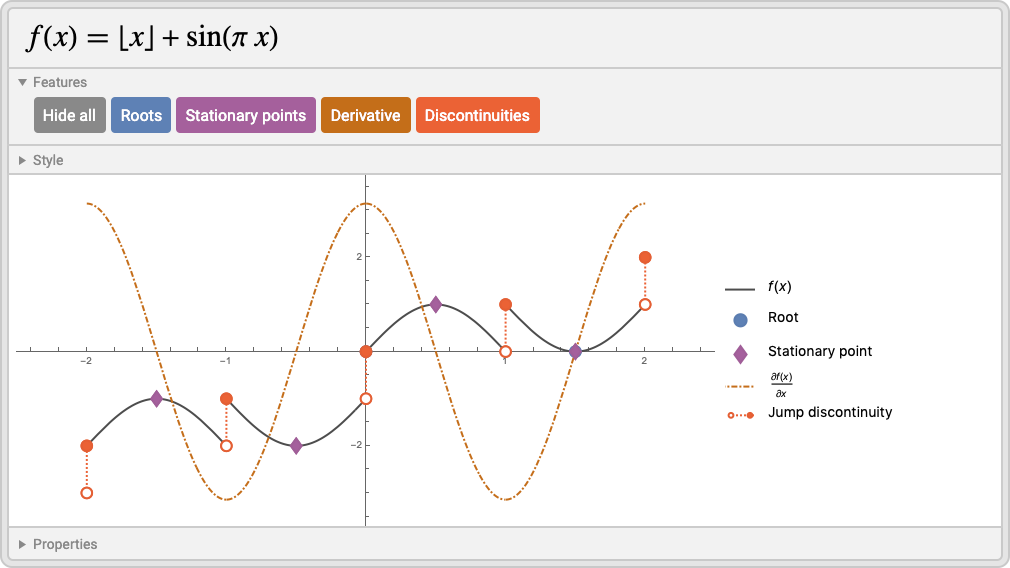 Wolfram|Alpha Notebook Edition Turns One: Now with Support for Chemistry, Demonstrations and More