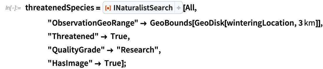 threatenedSpecies = ResourceFunction