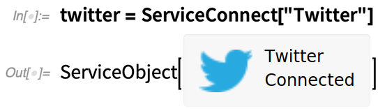 twitter = ServiceConnect