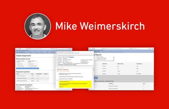 Mike Weimerskirch