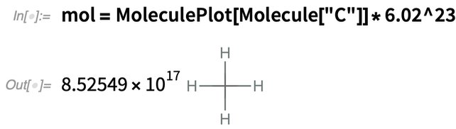 mol = MoleculePlot