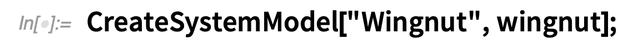 CreateSystemModel