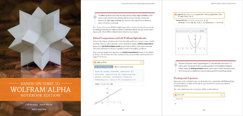 Hands-on Start to Wolfram|Alpha Notebook Edition