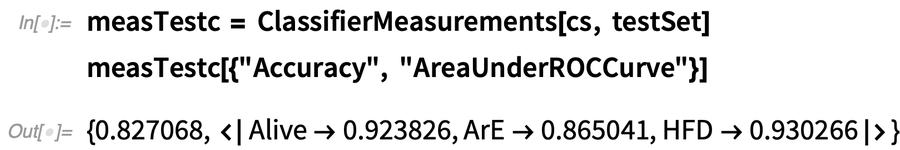 measTestc = ClassifierMeasurements