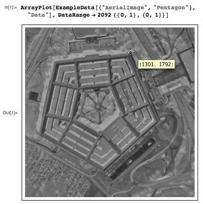 In[1]:= ArrayPlot[ExampleData[{