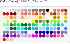 ColorData[HTML,Panel]
