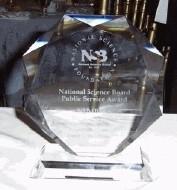 National Science Board Public Service Award