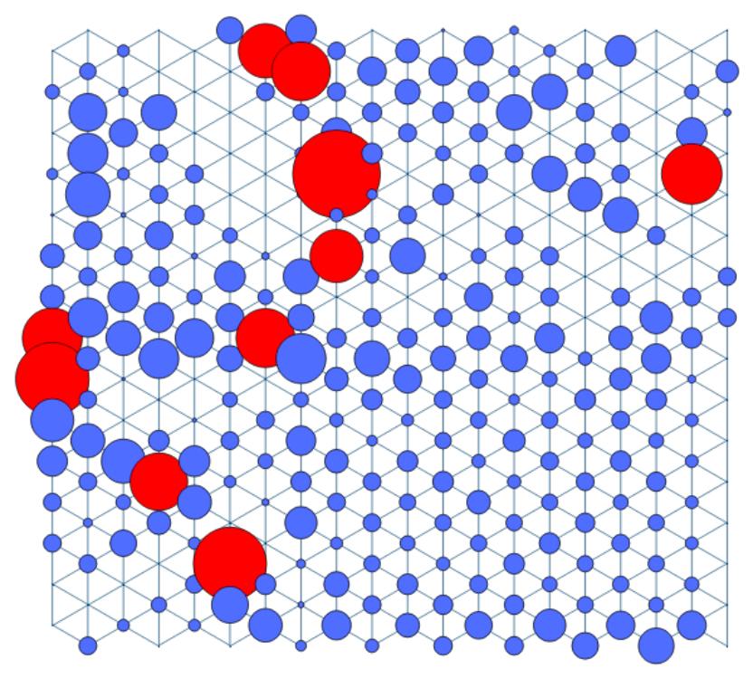 Using Hexagonal Cellular Automata to Model Flooding