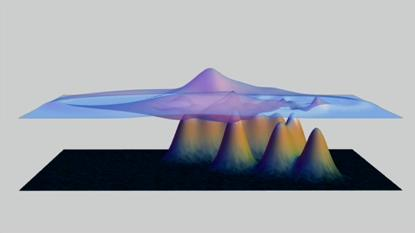 Click for tsunami animation exported from Mathematica