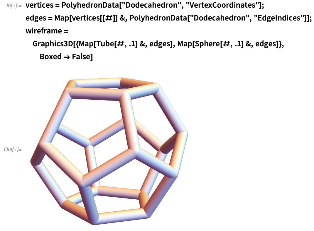 vertices = PolyhedronData