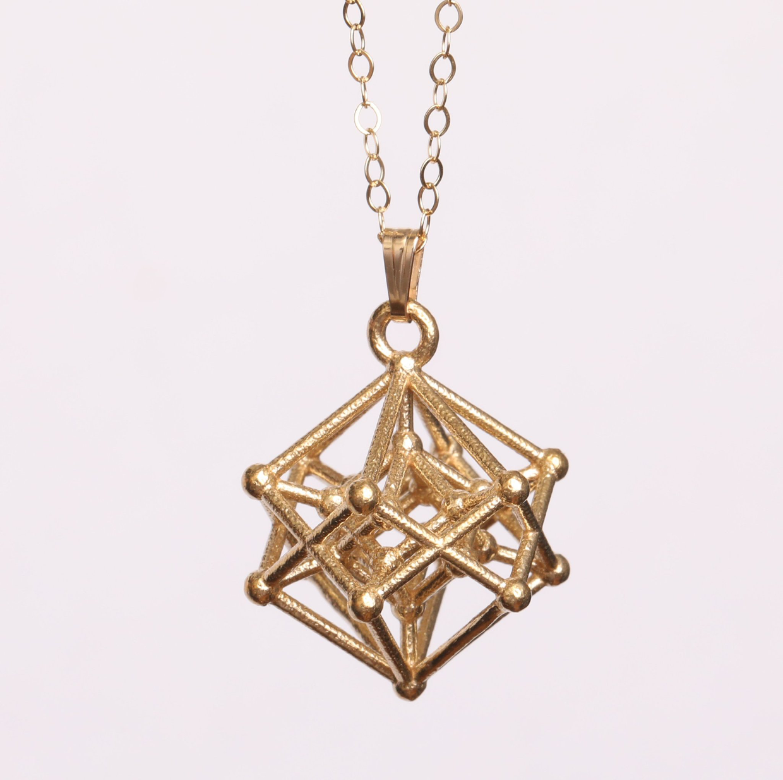 Introspection necklace