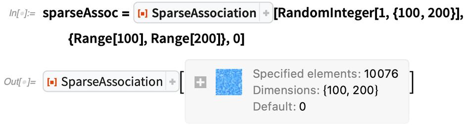 sparseAssoc = ResourceFunction