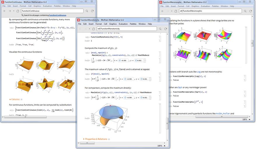 Wolfram Language & System Documentation Center