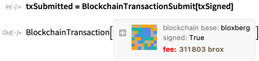 txSubmitted = BlockchainTransactionSubmit