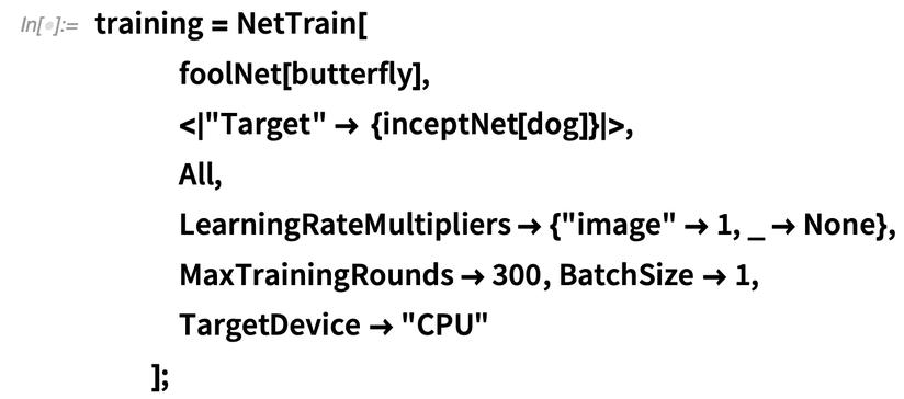 training = NetTrain