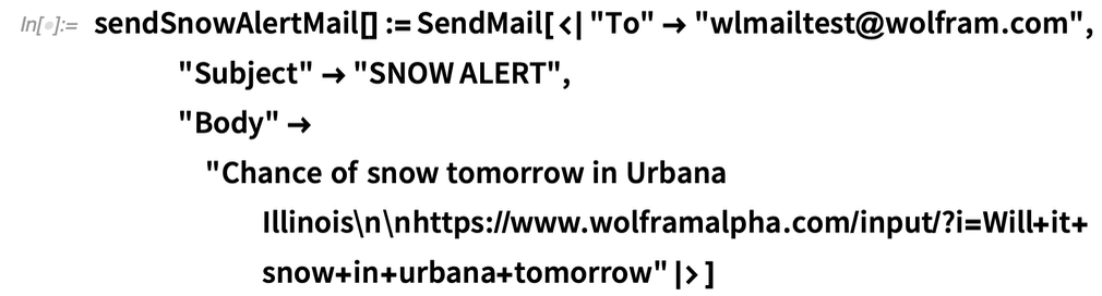 sendSnowAlertMail