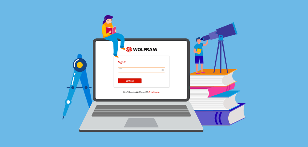 Wolfram Education Site Licenses Now Include Single Sign-On