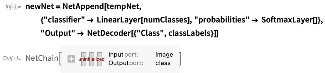 newNet =   NetAppend