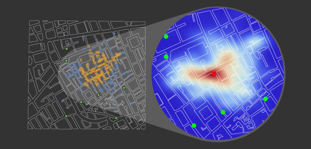 John Snow & the Birth of Epidemiology: Data Analysis & Visualization
