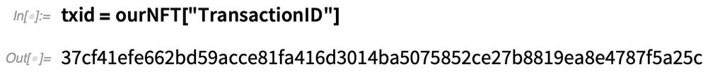 txid = ourNFT
