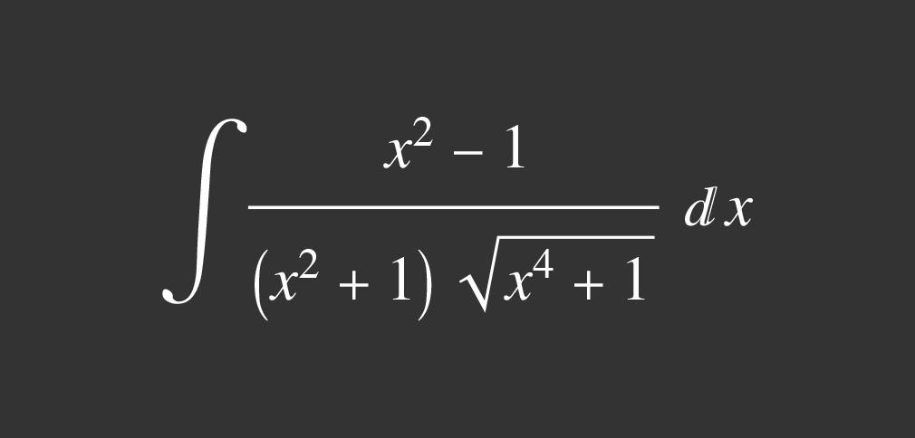 New Methods for Computing Algebraic Integrals