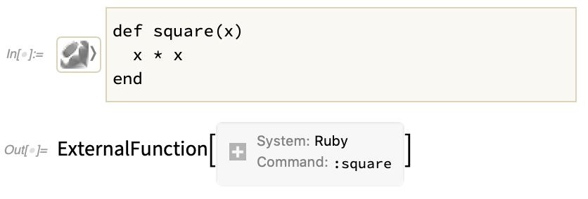 > def square(x)